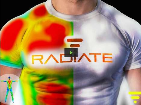 This High-Tech Athletic Apparel is Hot