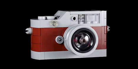 LEGO Camera Replicas - The Chris McVeigh LEGO Camera is an Affordable Alternative