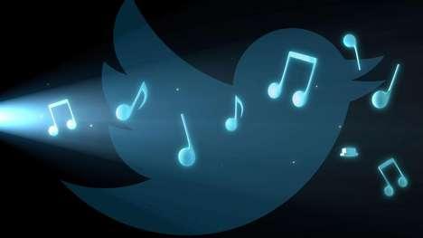 Tweeting Music Apps