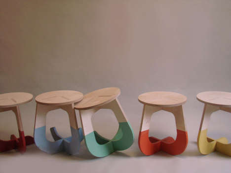 This Rocking Stool by Fabsie Will Rock at Any Level You Tell it to