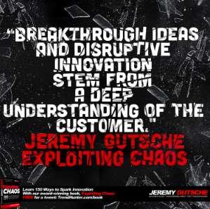 Innovation Stems From Deep Understandings of Customers