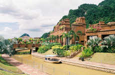 Paradise Theme Parks - The Lost World of Tambun is Like a Real-Life Jurassic Park