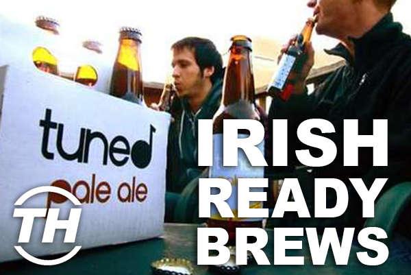 Irish-Ready Brews