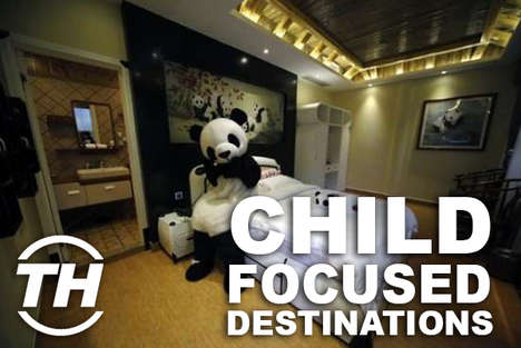 Child-Focused Destinations