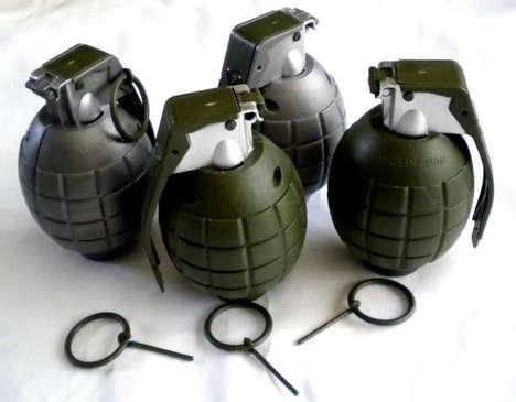 Explosive Toy Detonators
