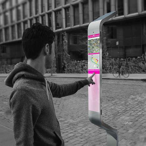 Smart Touchscreen Payphones (UPDATE)