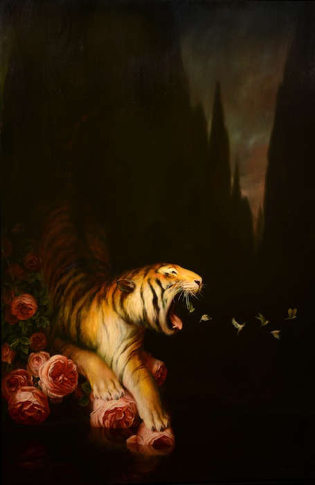 Post-Apocalyptic Animal Art