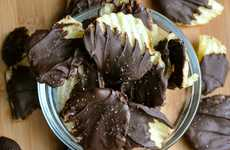 Vegan Chocolate-Covered Chips - These Salty and Sweet Chips Satisfy in a Health Way