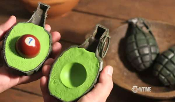 30 Grenade-Shaped Products