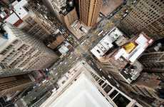 Aerial Cityscape Photography - Navid Baraty Photography Explores New York City From Above
