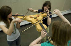 Three-in-One Violins