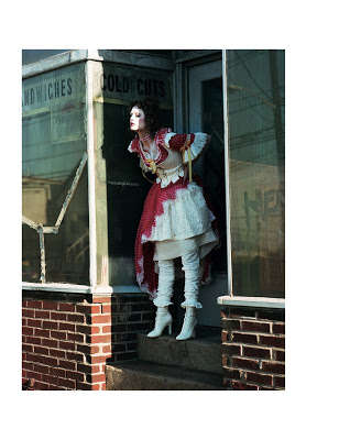 Decorative Couture Clown Captures