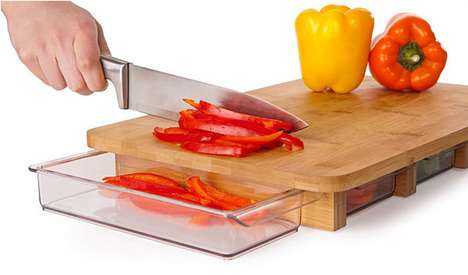 Compartmentalizing Culinary Tools