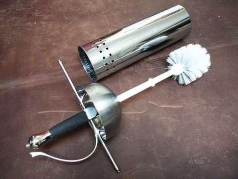 Bathroom Sanitation Swords