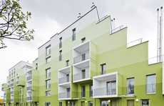 Collaged Citrus Residences - The Herzberg Housing Development Merges Apartments and Townhomes