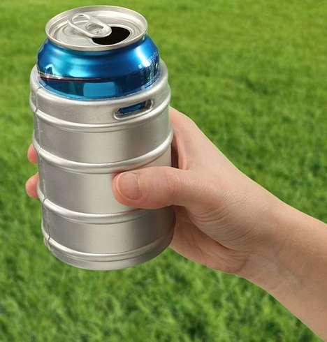 Barreled Ale Coolers
