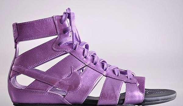 44 Gladiator-Inspired Shoe Styles