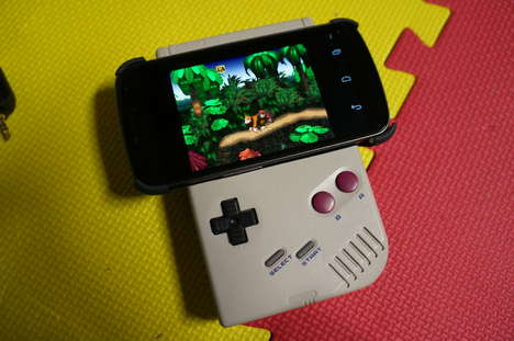 DIY Gaming Smartphone Mods - Turn a Game Boy into an Android Controller with These DIY Instructions