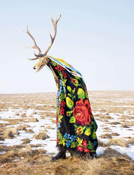 Charles Freger Brings Ancient Tribes Back to Life in His Photo Series