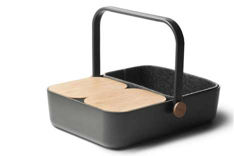 Mod Bento Baskets