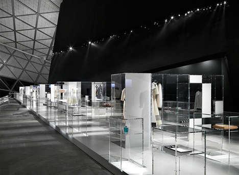 Haute Couture Museum Exhibits
