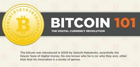 Virtual Money Infographics