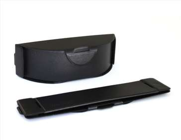 Flatpacked Spectacle Protectors - The Flipcase Sunglass Case Collapses for Compactness When Empty