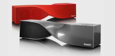 Wireless Swiveled Soundsystems