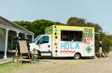 Food Truck Wedding Receptions - Photography Brooke Holm Captured a Rustic Matrimonial Ceremony