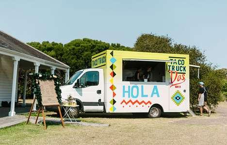 Food Truck Wedding Receptions