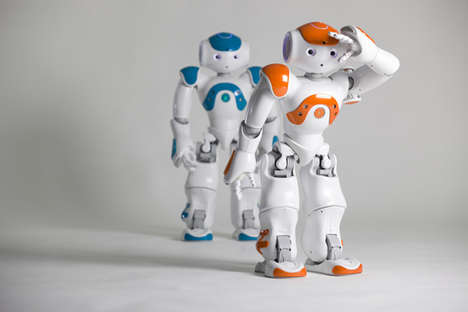 Autism Assisting Robots - The NAO Robot Helps to Teach Children with Autism