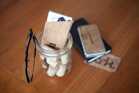Minimalist Cork Wallets