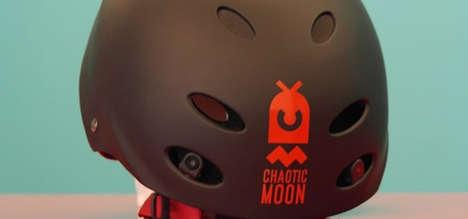 Justice-Bringing Bike Helmets