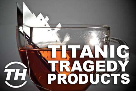 Titanic Tragedy Products - Courtney Scharf Reveals the Top Titanic 2 Finds