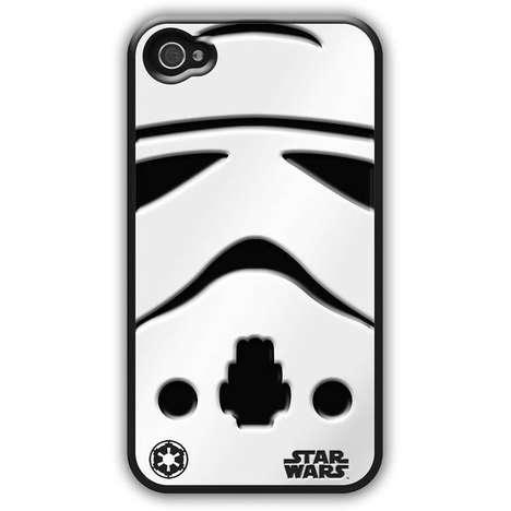Sci-Fi Soldier Smartphone Cases