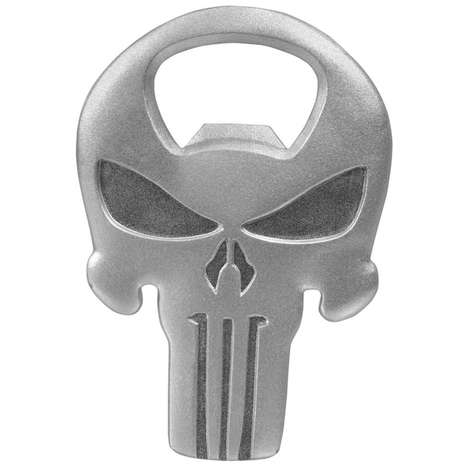 Skeletal Beverage Openers