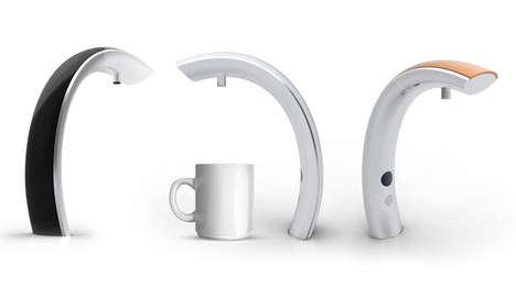 Java-Dispensing Faucets