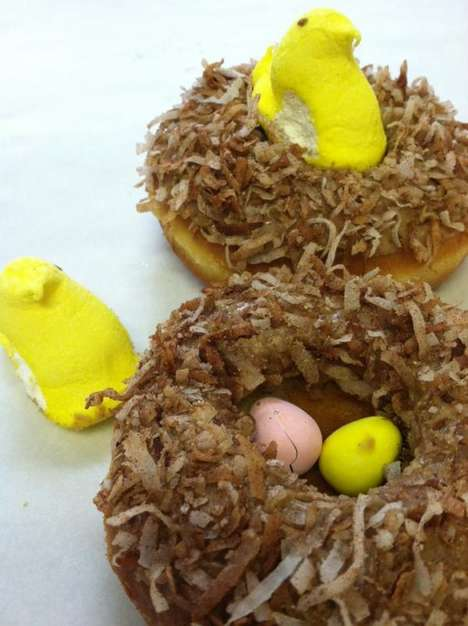 These Easter Nests from Psycho Donuts Are Made of Deliciousness
