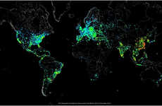 Illegal Animated Internet Maps