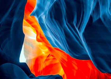 Cascading Canyon Photography
