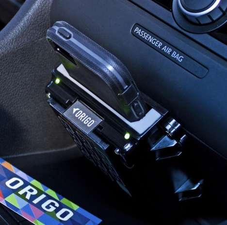 Car Crash-Preventing Devices