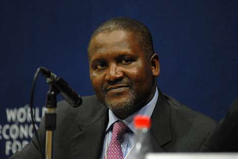 aliko dangote Keynote Speaker
