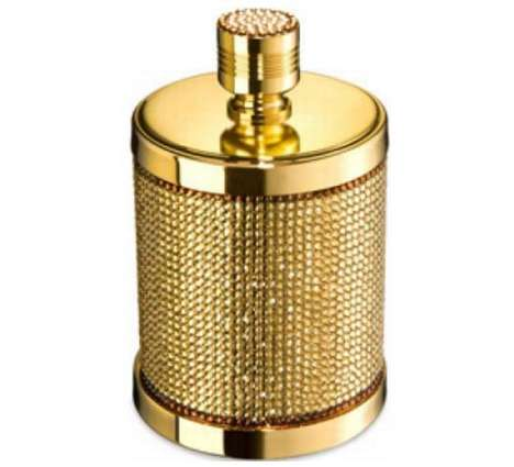 Gold-Plated Car Cleaners