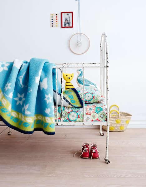 Luxurious Tweed Blankets