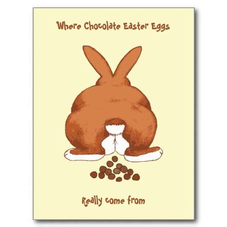 Inappropriate Easter Cards