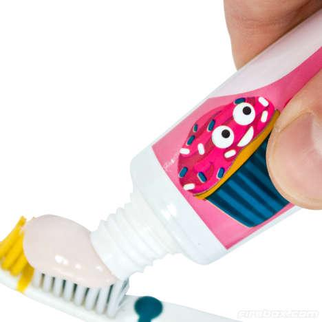 Sugary-Sweet Tasty Toothpaste