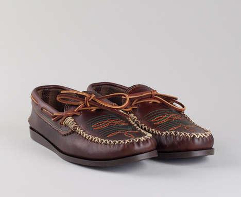Hybrid Sea-Fairing Shoes