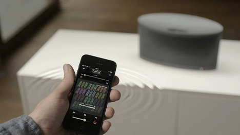 Bowers and Wilkins' Z2 Speaker System Offers Wireless Listeni