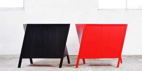 Contemporary Marching Cupboards