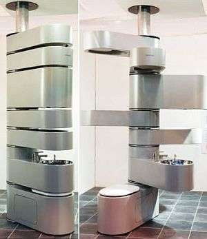 $20K Space Saving Bathrooms